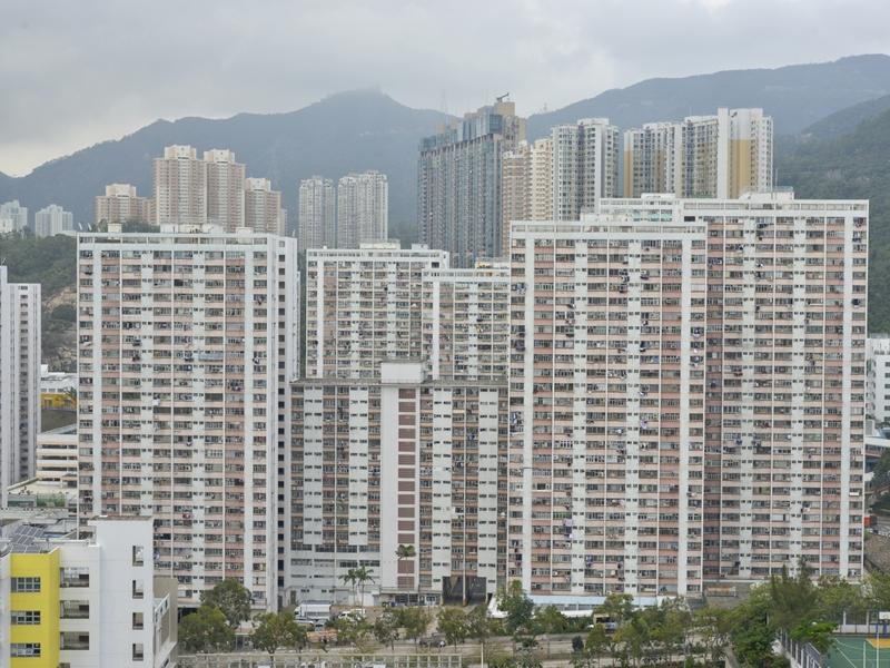 當局考慮加快推售現時「租者置其屋」計畫下仍未出售的四萬二千個單位 。 資料圖片