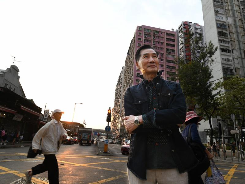 八和會館副主席新劍郎指,香港粵劇界需要培訓新秀,亦要培育新一代觀眾。