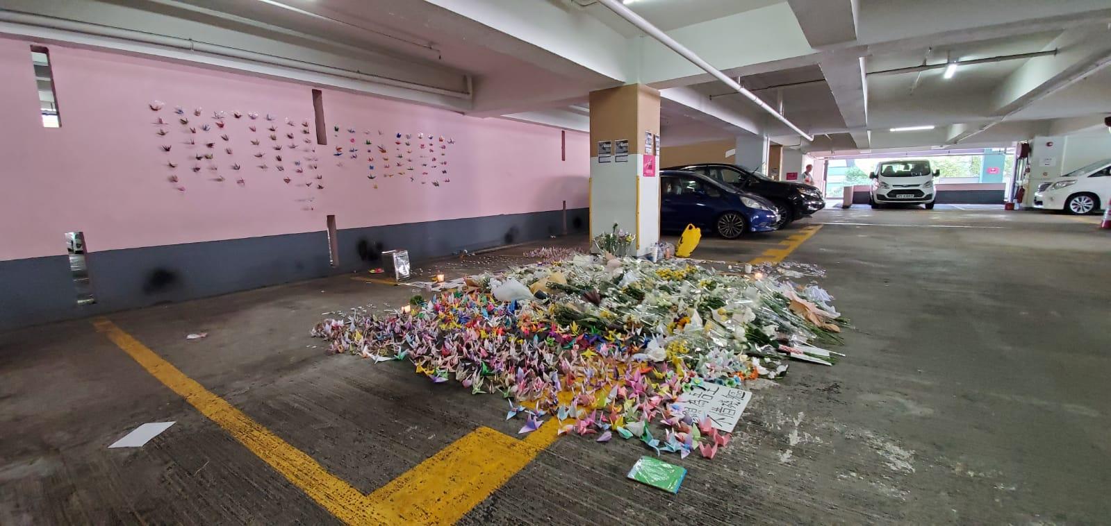 事發於尚德停車場。
