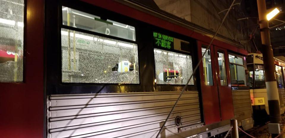 香港鐵路工會聯合會fb圖片。