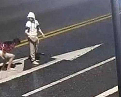 廣州情侶馬路中央嗌交 女子被車撞飛數米亡
