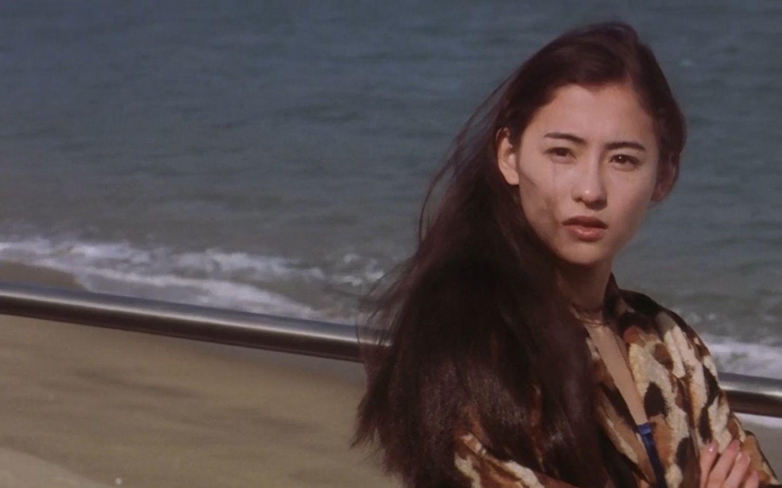張栢芝在《喜劇之王》角色叫「柳飄飄」,一幕她問周星馳:「我唔做你養我呀?」成為經常對白。