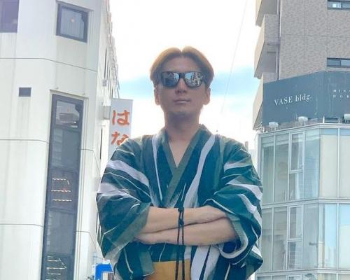 【頭條名人】再遊京阪冇艷遇 王大業愛港女多過?妹