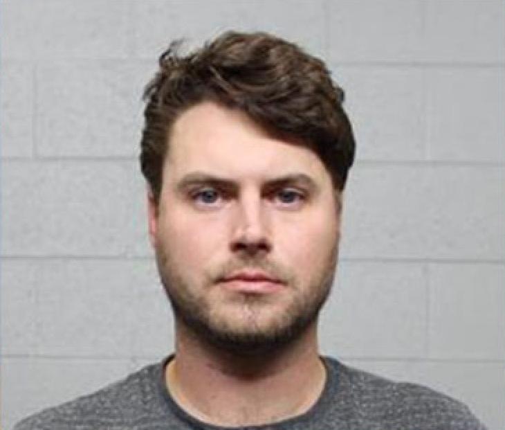 32歲的男子詹姆士降落後立即被逮捕並且以性騷擾罪被起訴。(網圖)