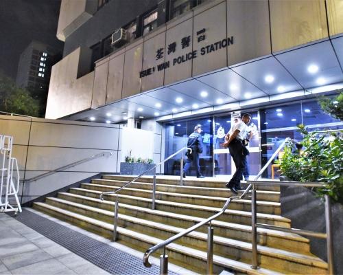 少女指控荃灣警署內遭強姦 代表律師譴責警方抹黑女事主