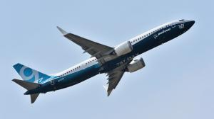 波音料737 MAX客機最快明年初復飛 股價曾漲逾5%