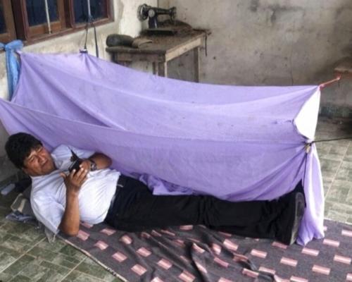 墨西哥向前玻國總統莫拉萊斯提供政治庇護