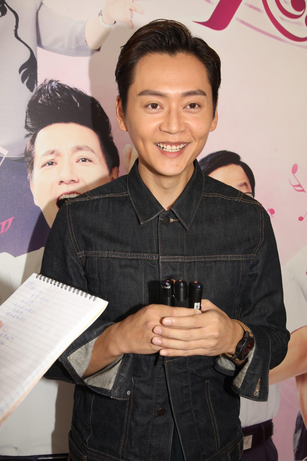 張振朗表示若開拍續集,選角是由公司決定。