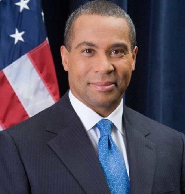 麻省前黑人州長有意競逐民主黨提名。網上圖片
