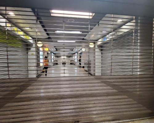 【大三罷】東鐵粉嶺站至羅湖落馬洲停駛 旺角等12站晚上9時關閉
