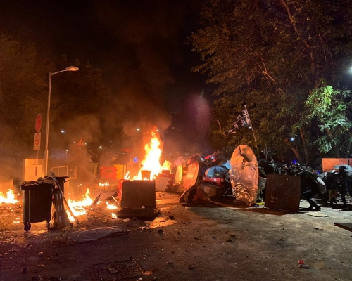 【大三罷】民主派緊急呼籲國際社會向掌權者施壓