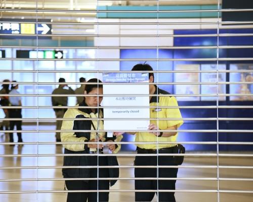 【大三罷】港鐵觀塘線全線停駛 西鐵線只維持紅磡至荃灣西站服務