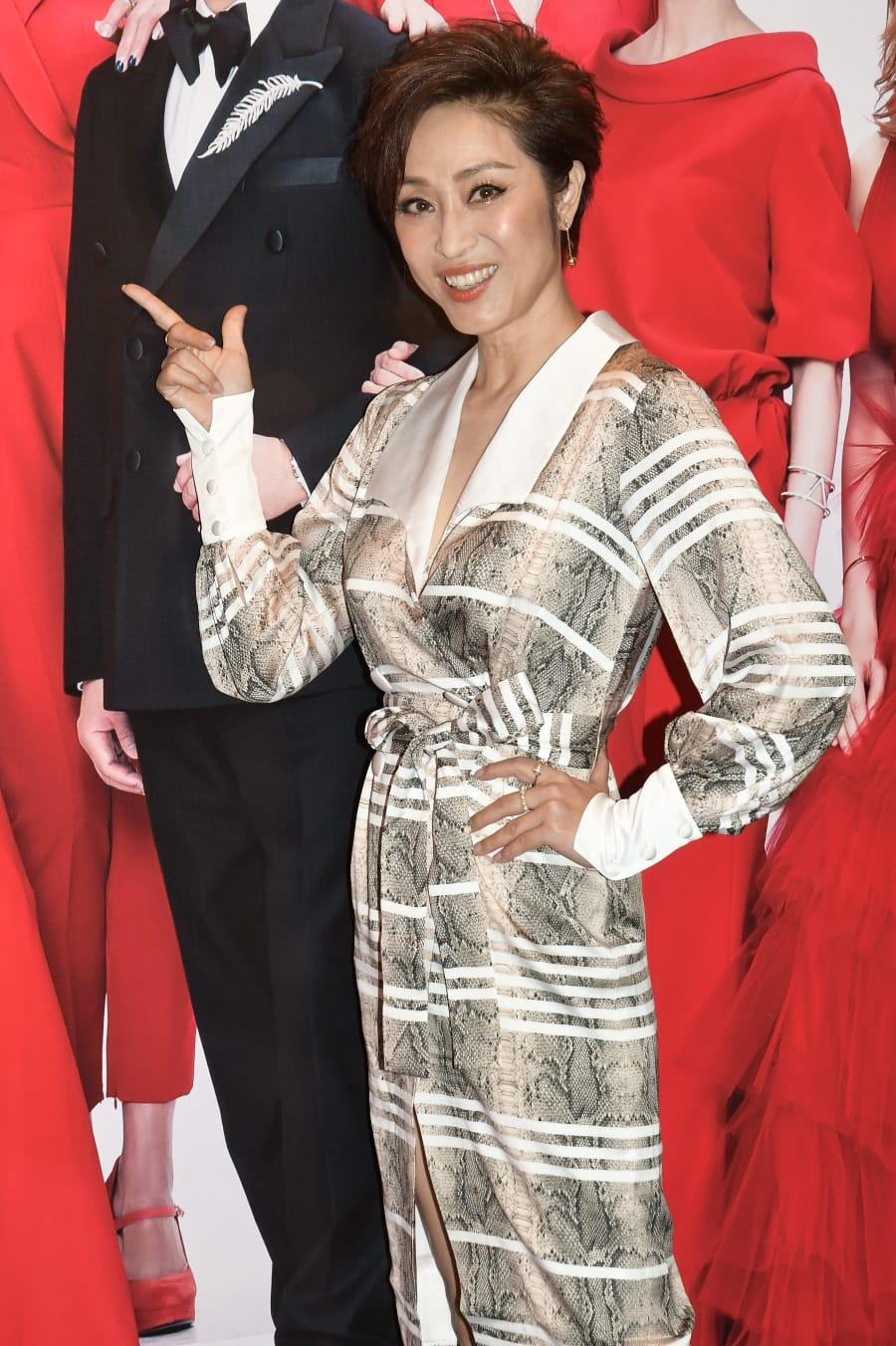 陳法蓉喺演唱會中會爆賈思樂「烏龍」事。