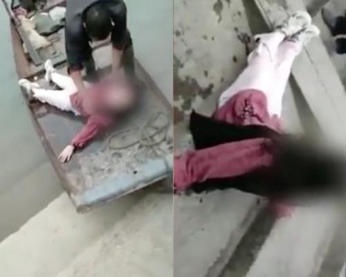 四川年輕女子跳河輕生  獲救後「公主病」發作:把我抬回去