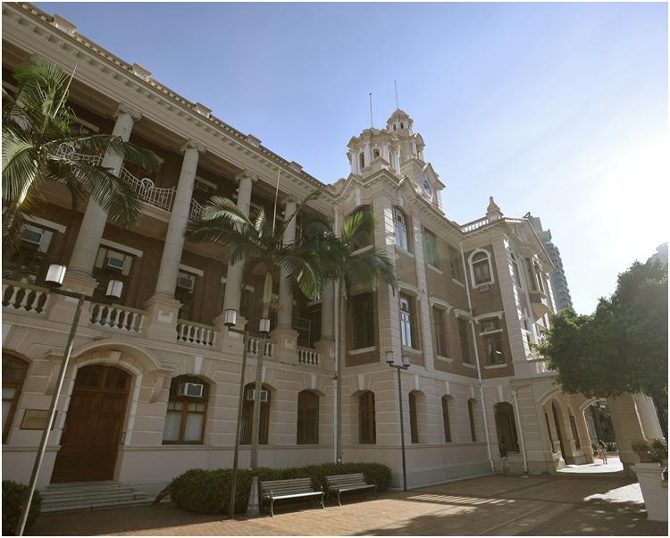 港大宣布終止本學期本部校園所有課堂。貸料圖片