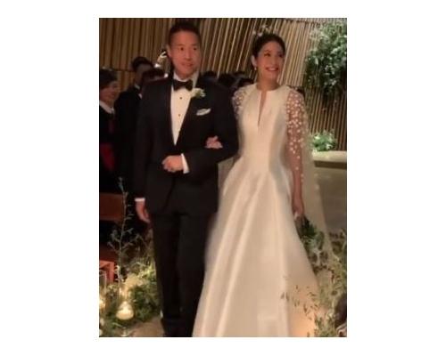張惠妹前男友  周立璟與盧恬兒日本結婚