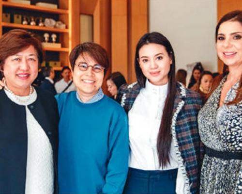【Kelly Online】林恬兒負責評審女性創業企劃推介