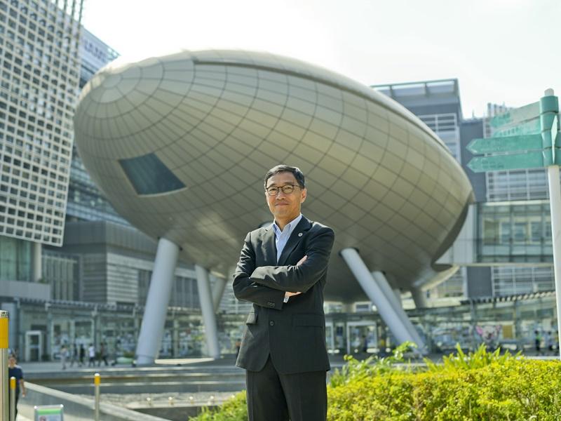 科技園行政總裁黃克強稱,各項支援措施必須互為貫通,才能為創科營造有利氛圍。