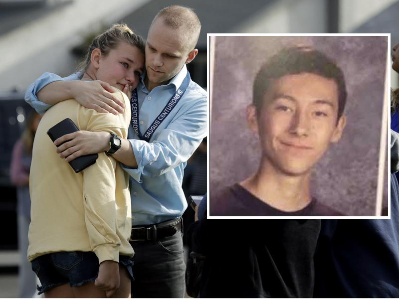 加州高中槍擊案增至2死,兇手是該校日裔學生。AP/網圖