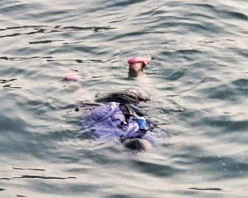 尖東海傍發現中年女浮屍 警指無可疑