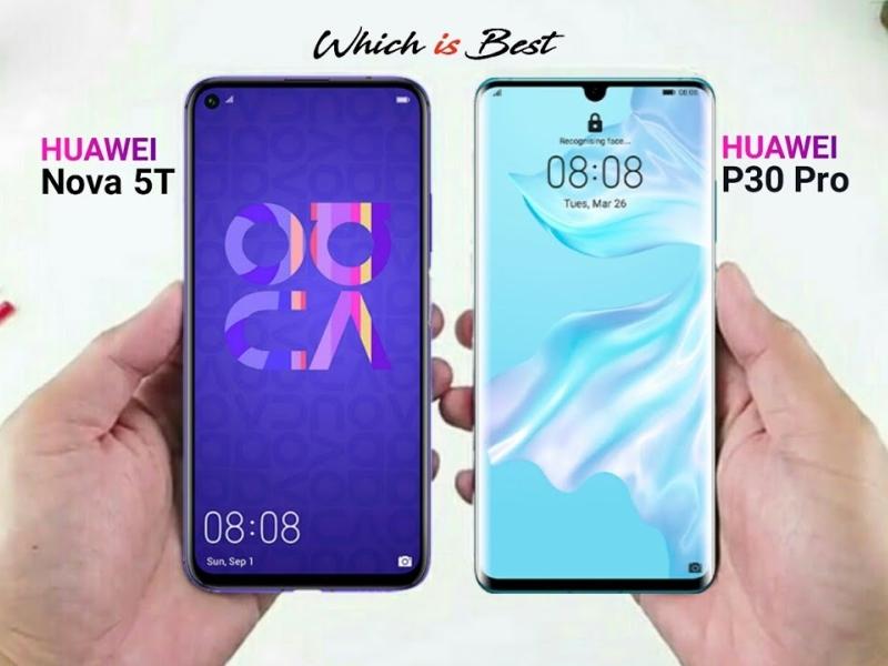 華為三款手機P30,P30 pro和Nova 5T,時區選擇,把台灣顯示為「台灣-中國」,引起爭議。(網圖)