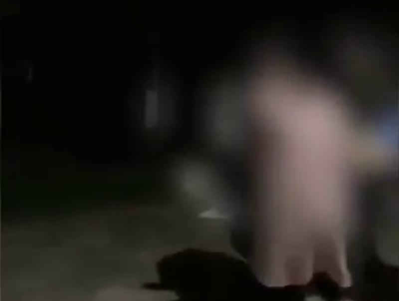 四川隆昌市西湖國際一名13歲女孩墮樓。(網圖)