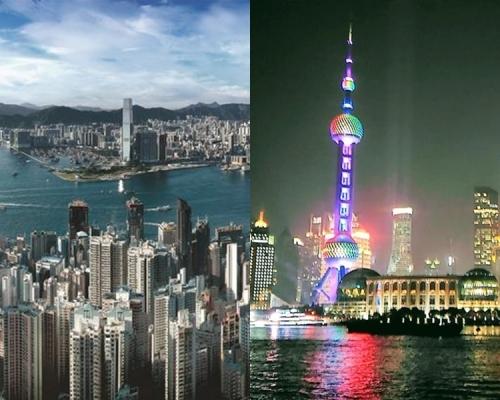全球城市競爭力報告 上海首超香港