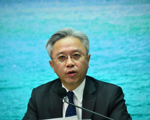 公務員被捕後即停職 羅智光:保障公眾行益