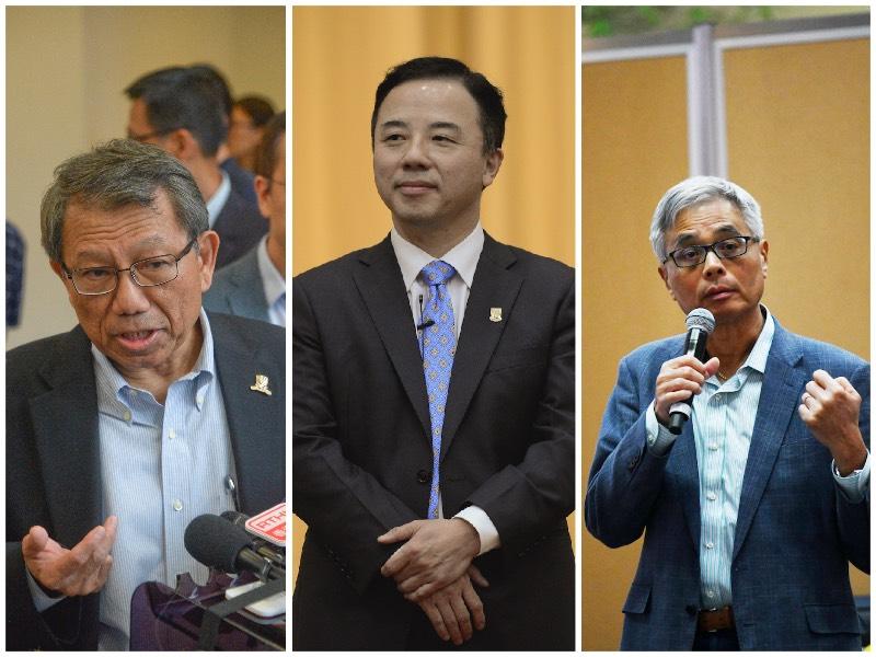 9名大學校長就香港目前時局發聲明。資料圖片
