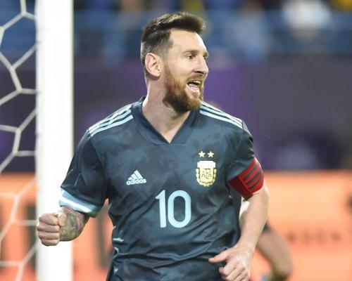 【國際賽】美斯復出即入波 阿根廷小勝巴西