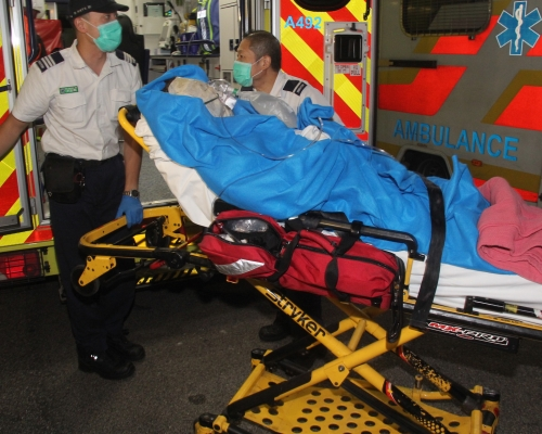 將軍澳生物柴油公司爆炸 24歲工人搏鬥17日不治