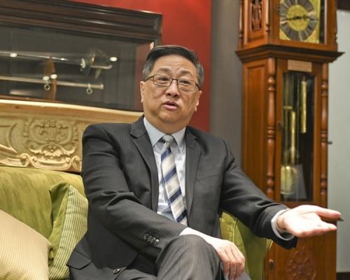 【專訪】盧偉聰:香港無警察不堪設想 堅拒設獨立調查委員會