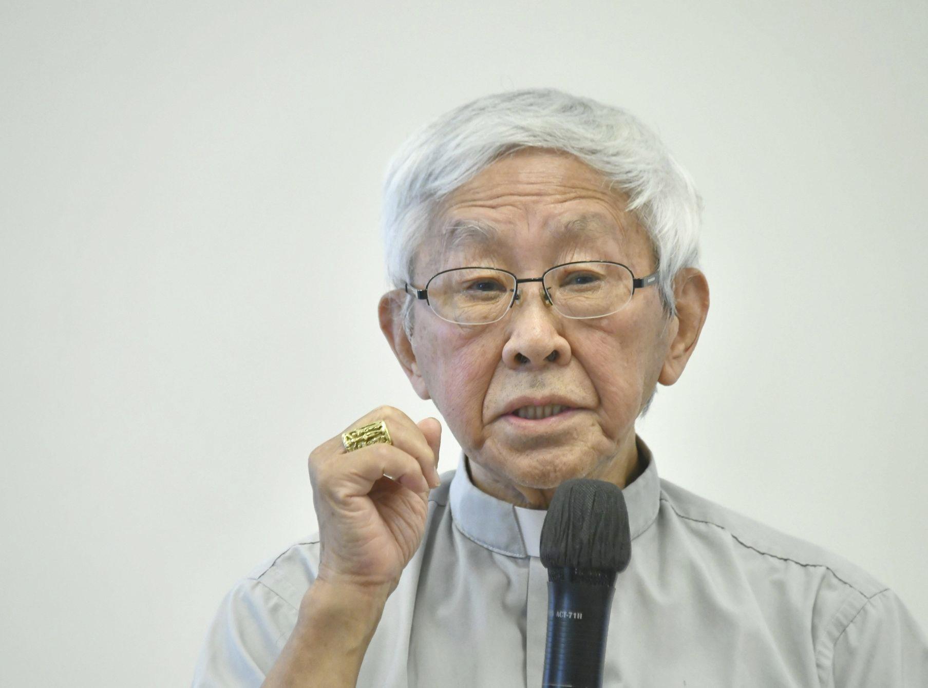 陳日君指,香港已到達一個好危險的境界。資料圖片