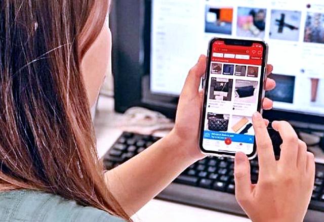 消委會指,去年接獲近5000宗網購投訴,今年首10個月就錄得3672宗。 資料圖片