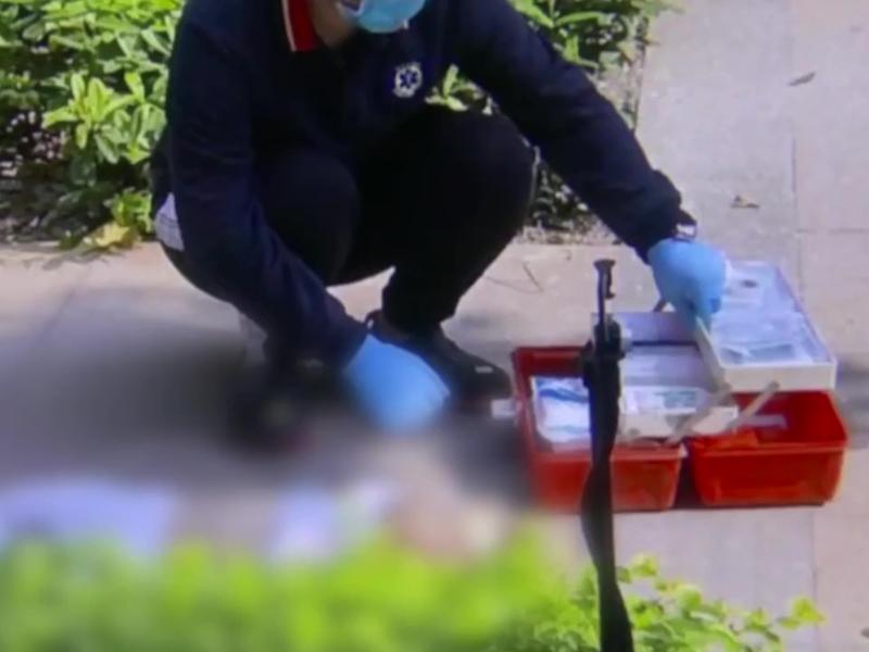 深圳3歲男童不慎獨留家中,從30樓墮下身亡。(網圖)