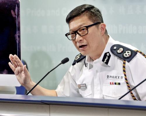【專訪】鄧炳強定四大抗暴策略研「總區應變大隊」常規化