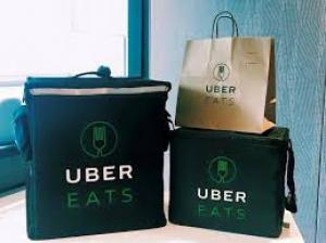 Uber Eats服務進駐將軍澳區