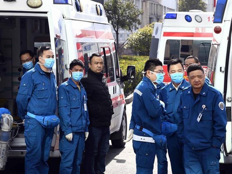山東能源梁寶寺煤礦安全事故11人被困,救援正進行中。(新華社)