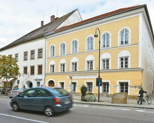 希特勒奧地利出生屋 將改成警署