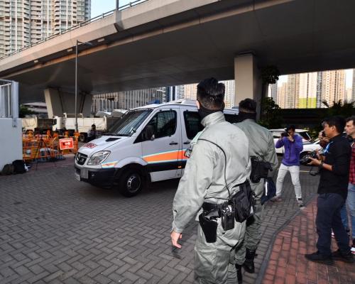 【修例風波】80人涉彌敦道暴動提堂 禁足令範圍包廣華醫院