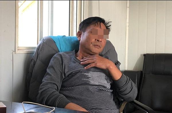 龍馬頁岩磚廠老闆許興璠。網圖