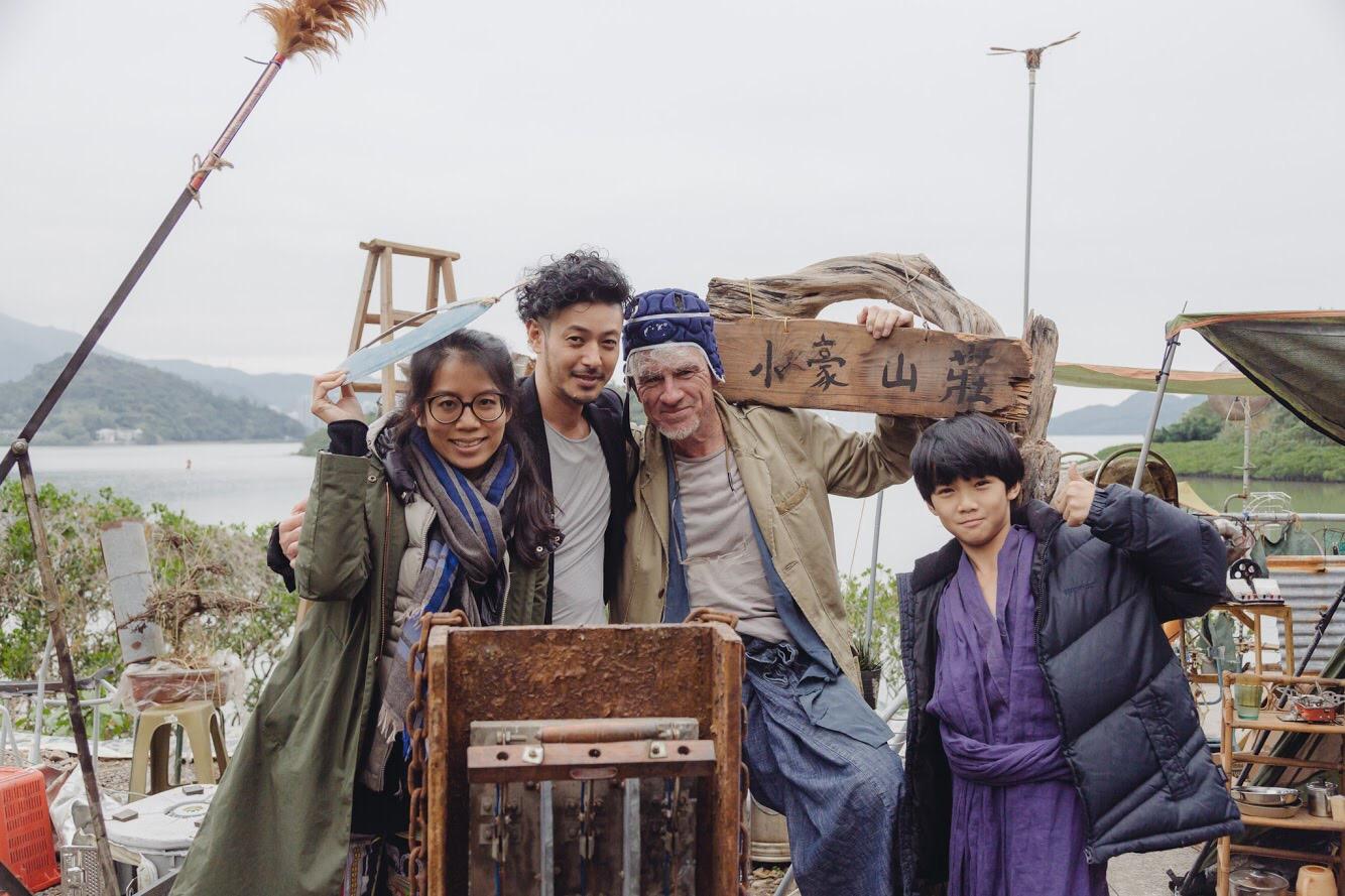 小田切因演出杜可風和白海聯合執導的《白色女孩》而成為好友。