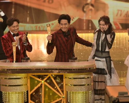 台慶頒獎禮傳押後至明年1月舉行