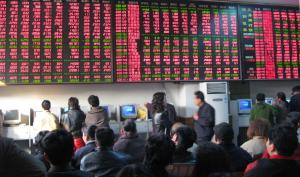 【滬深股市】上證指數跌0.25% 收報2903