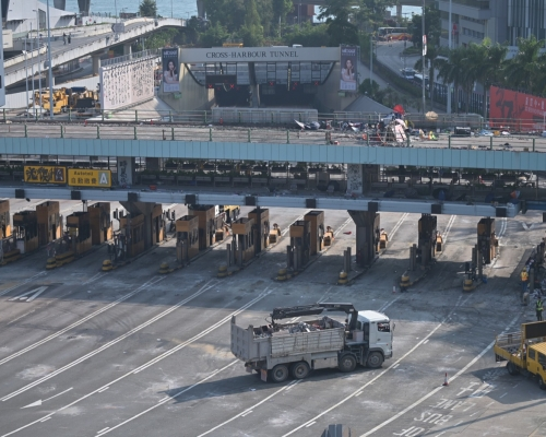 【獨家】港府積極考慮紅隧暫免收費