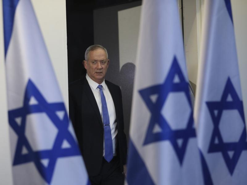 甘茨組閣失敗,以色列或一年內第三度大選。AP
