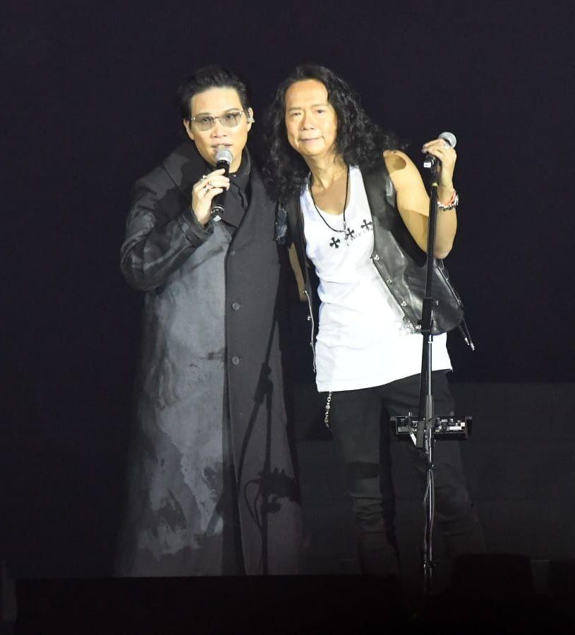 蘇永康大讚Joey是個EQ高的音樂監製。