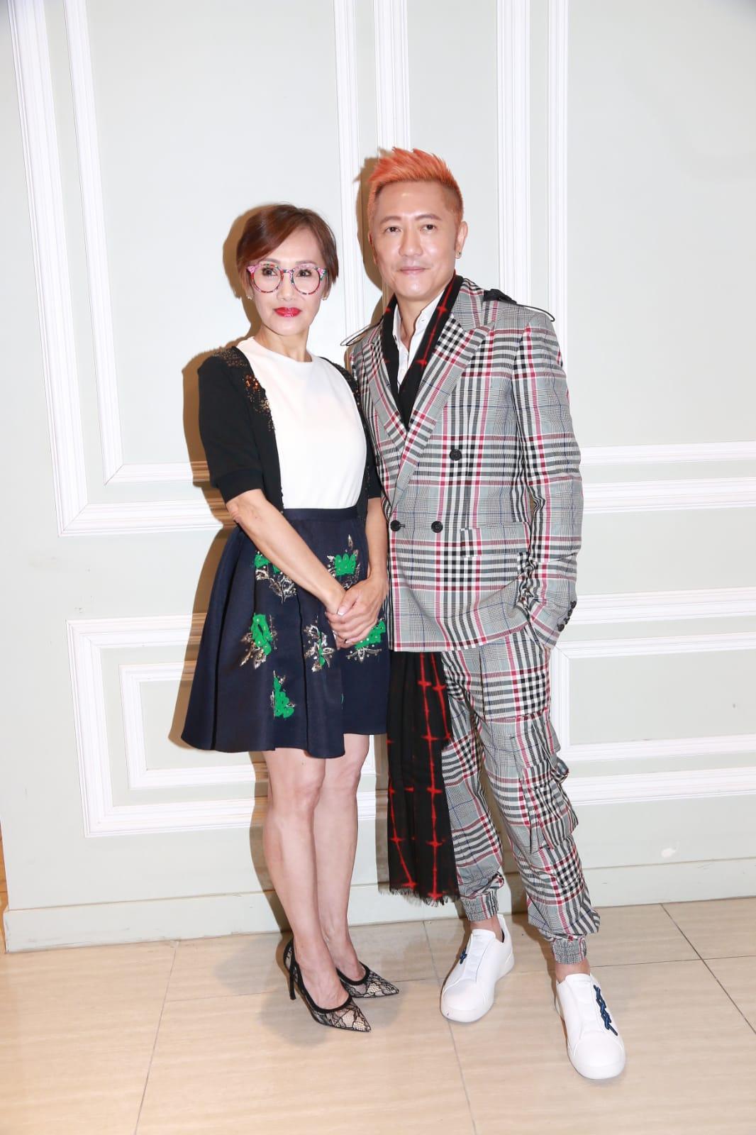 韓馬利與蘇志威均為舞蹈演藝學院董事。