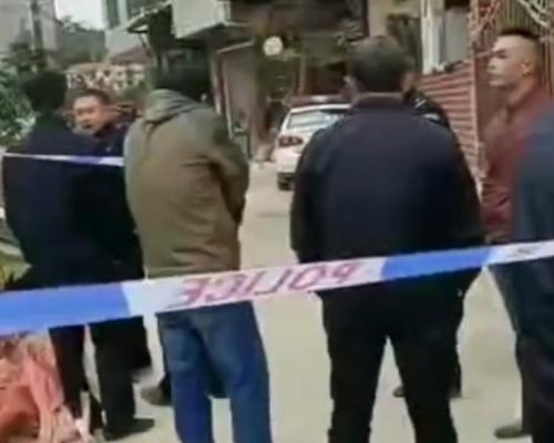 湖南男子疑染毒癮  索錢被拒持刀斬死母親