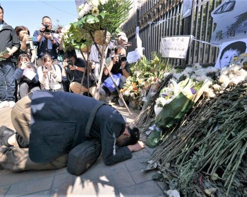 羅伯於上水遭磚頭擊斃 家屬擬將遺體運返內地安葬